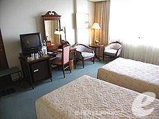 プーケット プーケットタウンのホテル : ザ メトロポール ホテル プーケット(1)のお部屋「デラックス」
