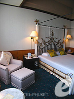 プーケット 5,000円以下のホテル : ザ メトロポール ホテル プーケット(The Metropole Hotel Phuket)のエグゼクティブスイートルームの設備 Bedroom