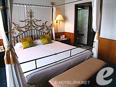 プーケット プーケットタウンのホテル : ザ メトロポール ホテル プーケット(1)のお部屋「エグゼクティブスイート」
