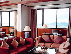 プーケット プーケットタウンのホテル : ザ メトロポール ホテル プーケット(1)のお部屋「プレジデンタル スイート」