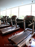 Fitness Gym : COMO Metropolitan Bangkok, Swiming Pool, Phuket