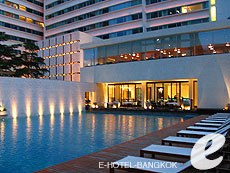 COMO Metropolitan Bangkok, Swiming Pool, Phuket