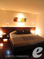 バンコク シーロム・サトーン周辺のホテル : コモ メトロポリタン バンコク(COMO Metropolitan Bangkok)のメトロポリタン ルームルームの設備 Bedroom