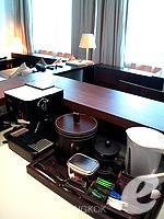 バンコク シーロム・サトーン周辺のホテル : コモ メトロポリタン バンコク(COMO Metropolitan Bangkok)のペントハウス スイートルームの設備 Amenities