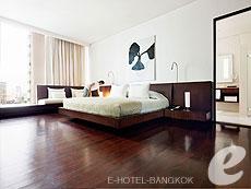 バンコク シーロム・サトーン周辺のホテル : コモ メトロポリタン バンコク(COMO Metropolitan Bangkok)のお部屋「ペントハウス スイート」