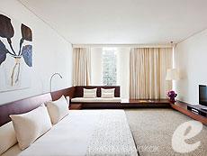 バンコク シーロム・サトーン周辺のホテル : コモ メトロポリタン バンコク(COMO Metropolitan Bangkok)のお部屋「COMO スイート」