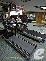 Fitness Gym / The Montien Hotel Bangkok, ศาลาแดง
