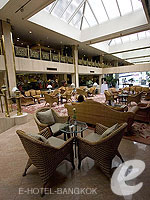 Lobby Lounge / The Montien Hotel Bangkok, ศาลาแดง