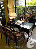 Tour Desk / The Montien Hotel Bangkok, ศาลาแดง