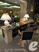 Guest Relations / The Montien Hotel Bangkok, มีสปา