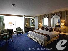 バンコク シーロム・サトーン周辺のホテル : ザ モンティエン ホテル バンコク(The Montien Hotel Bangkok)のお部屋「デラックス」