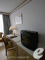 バンコク シーロム・サトーン周辺のホテル : ザ モンティエン ホテル バンコク(The Montien Hotel Bangkok)のコーポレート スーペリアルームの設備 Dining Area