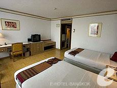 バンコク シーロム・サトーン周辺のホテル : ザ モンティエン ホテル バンコク(The Montien Hotel Bangkok)のお部屋「コーポレート スーペリア」