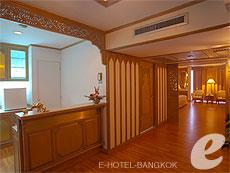 バンコク シーロム・サトーン周辺のホテル : ザ モンティエン ホテル バンコク(The Montien Hotel Bangkok)のお部屋「コーポレート デラックス」