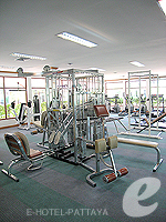 Fitness Gym : The Imperial Pattaya Hotel, North Pattaya, Phuket