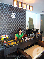 Spa ReceptionThe Imperial Pattaya Hotel