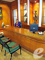 Guest Service : The Imperial Pattaya Hotel, North Pattaya, Phuket