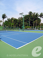 Tennis Court : The Imperial Pattaya Hotel, USD 100 to 200, Phuket