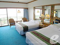 パタヤ ノースパタヤのホテル : ザ インペリアル パタヤ ホテル(1)のお部屋「スーペリア ルーム」