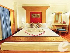 パタヤ ノースパタヤのホテル : ザ インペリアル パタヤ ホテル(1)のお部屋「エグゼクティブ デラックス」