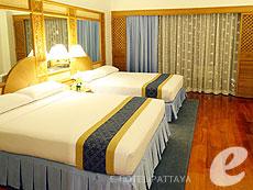 パタヤ ノースパタヤのホテル : ザ インペリアル パタヤ ホテル(1)のお部屋「ファミリー」