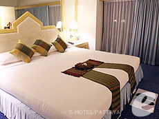 パタヤ ノースパタヤのホテル : ザ インペリアル パタヤ ホテル(1)のお部屋「プレジデンタル」