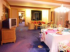 パタヤ ノースパタヤのホテル : ザ インペリアル パタヤ ホテル(1)のお部屋「インペリアル」