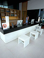 Reception / The Nap Patong, ฟิตเนส