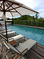 Swimming Pool : The Nap Patong, Patong Beach, Phuket