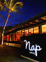 Entrance : The Nap Patong, Free Wifi, Phuket