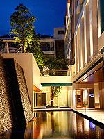 プーケット コネクティングルームのホテル : ザ ナップ パトン 「Exterior」