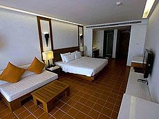 プーケット パトンビーチのホテル : ザ ナップ パトン(1)のお部屋「グランド スーペリア」