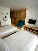 プーケット パトンビーチのホテル : ザ ナップ パトン(The Nap Patong)のデイ ドリーム デラックスルームの設備 Room View