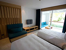 プーケット パトンビーチのホテル : ザ ナップ パトン(1)のお部屋「デイ ドリーム デラックス」