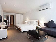 プーケット パトンビーチのホテル : ザ ナップ パトン(1)のお部屋「ムーンライト デラックス」