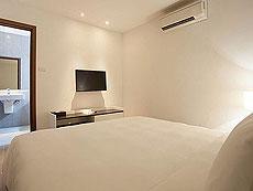 プーケット パトンビーチのホテル : ザ ナップ パトン(1)のお部屋「デラックス 1ベッドルーム スイート」
