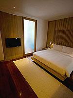プーケット パトンビーチのホテル : ザ ナップ パトン(The Nap Patong)のアトリウム プールヴィラルームの設備 Room View