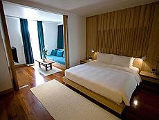 プーケット パトンビーチのホテル : ザ ナップ パトン(1)のお部屋「アトリウム プールヴィラ」