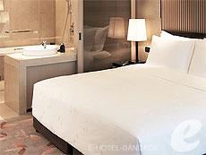 バンコク ワイヤレスロードのホテル : ザ オークラ プレステージ バンコク(The Okura Prestige Bangkok)のお部屋「グランド デラックス」
