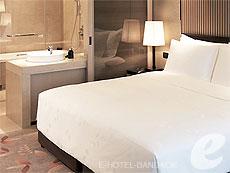 バンコク ワイヤレスロードのホテル : ザ オークラ プレステージ バンコク(The Okura Prestige Bangkok)のお部屋「オクラ クラブ」