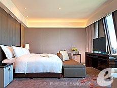 バンコク カップル&ハネムーンのホテル : ザ オークラ プレステージ バンコク(The Okura Prestige Bangkok)のお部屋「プレミア クラブ」
