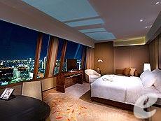 バンコク ワイヤレスロードのホテル : ザ オークラ プレステージ バンコク(The Okura Prestige Bangkok)のお部屋「プレステージ クラブ」