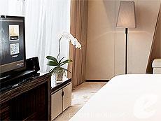 バンコク カップル&ハネムーンのホテル : ザ オークラ プレステージ バンコク(The Okura Prestige Bangkok)のお部屋「プレジデンタル スイート」