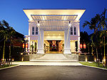 Entrance : The Old Phuket Karon Beach Resort, Ocean View Room, Phuket