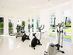 Fitmess : The Old Phuket Karon Beach Resort, Fitness Room, Phuket