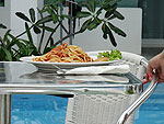 Meal : The Old Phuket Karon Beach Resort, Pool Access Room, Phuket