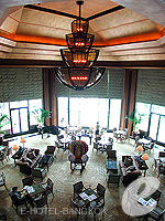 Lobby Lounge : The Peninsula Bangkok, Chaophraya River, Phuket