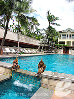 Swimming Pool : The Peninsula Bangkok, Swiming Pool, Phuket
