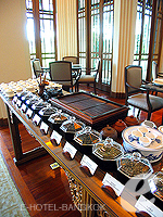 Chinese Tea Bar : The Peninsula Bangkok, Chaophraya River, Phuket