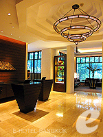 Spa Entrance : The Peninsula Bangkok, Fitness Room, Phuket